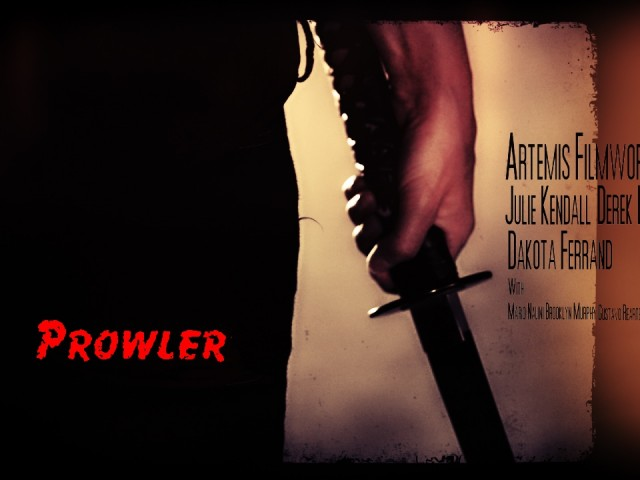 "Concept Shoot for ""Prowler"""
