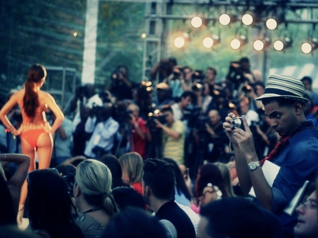 Mercedes Benz Swim Week / MIA