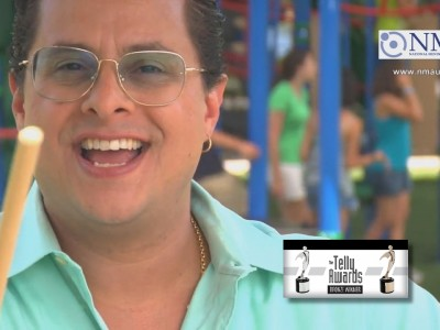 NMA PSA with Tito Puente Jr